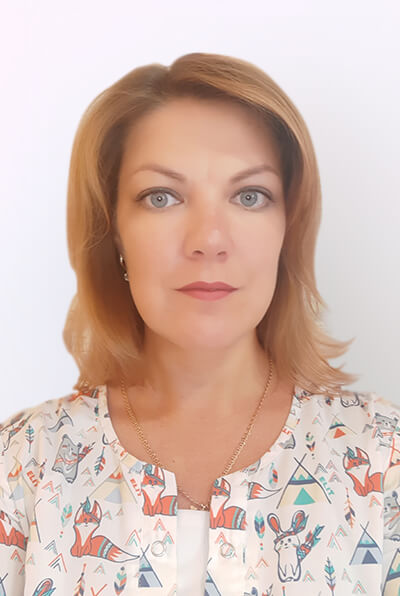 Большакова Татьяна Сергеевна-